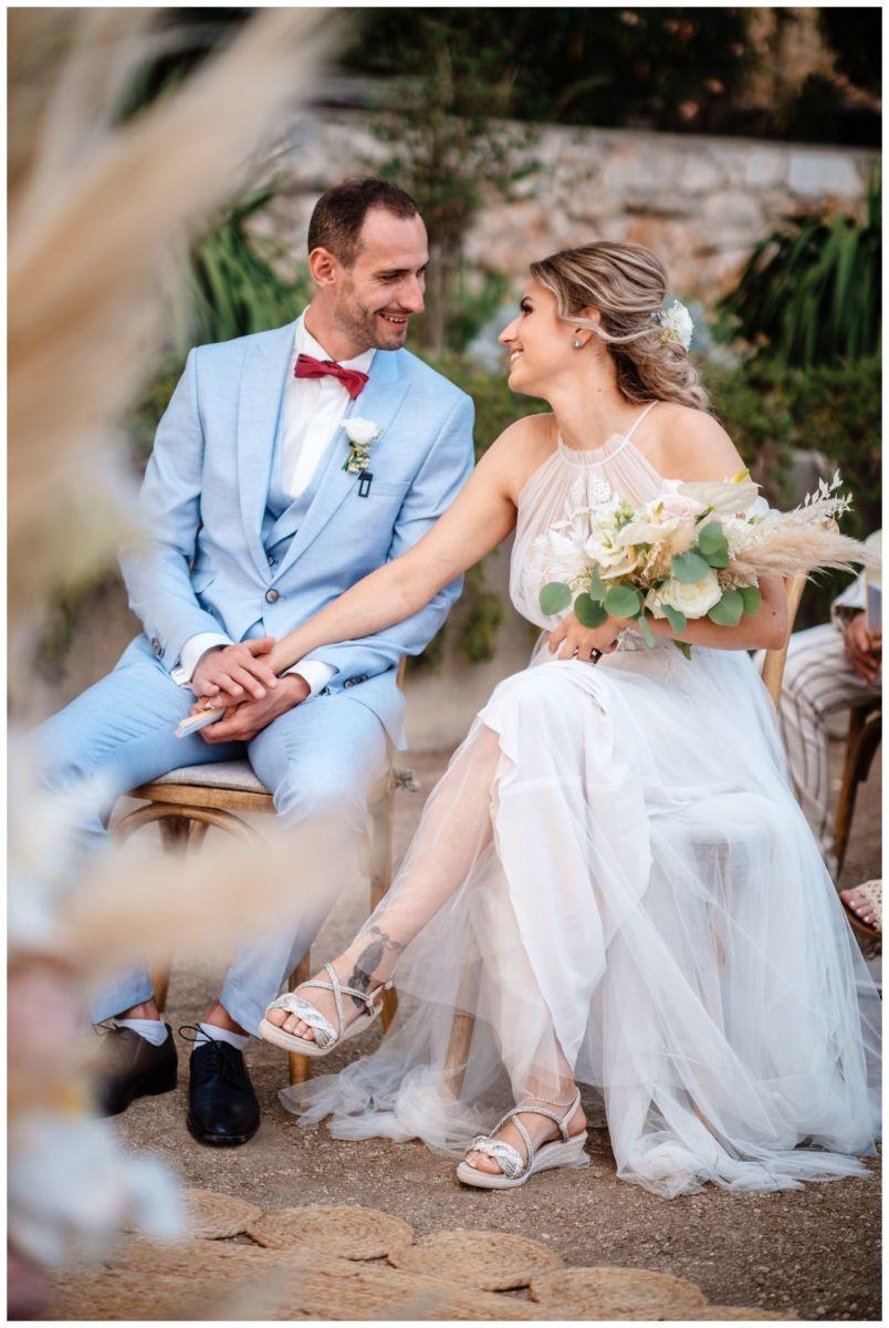 hochzeit kroatien ausland gardasee fotograf strand 63 - Hochzeit am Strand in Kroatien