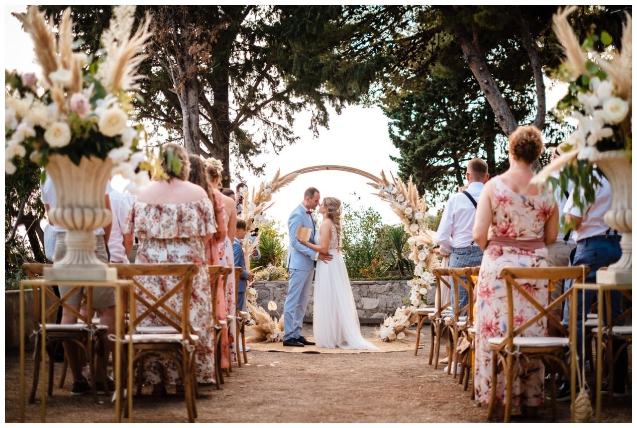 hochzeit kroatien ausland gardasee fotograf strand 64 - Hochzeit am Strand in Kroatien