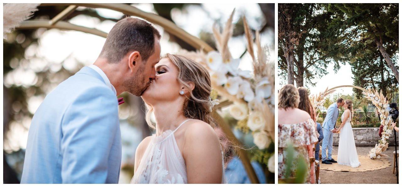 hochzeit kroatien ausland gardasee fotograf strand 65 - Hochzeit am Strand in Kroatien