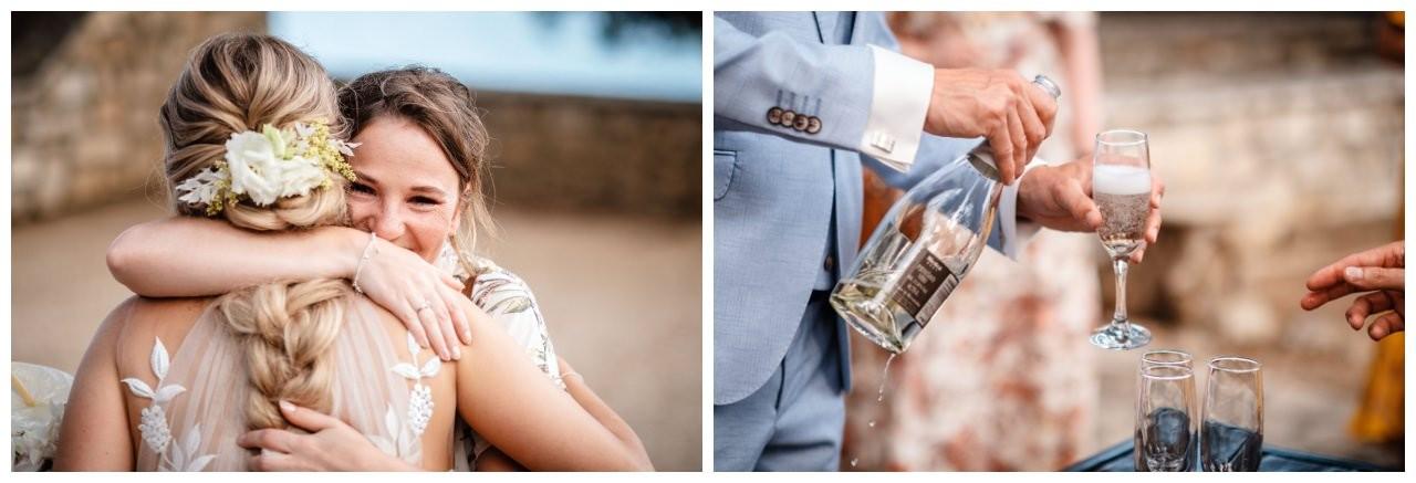 hochzeit kroatien ausland gardasee fotograf strand 68 - Hochzeit am Strand in Kroatien