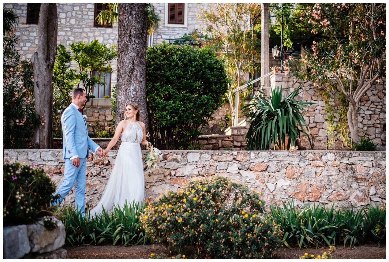 hochzeit kroatien ausland gardasee fotograf strand 73 - Hochzeit am Strand in Kroatien