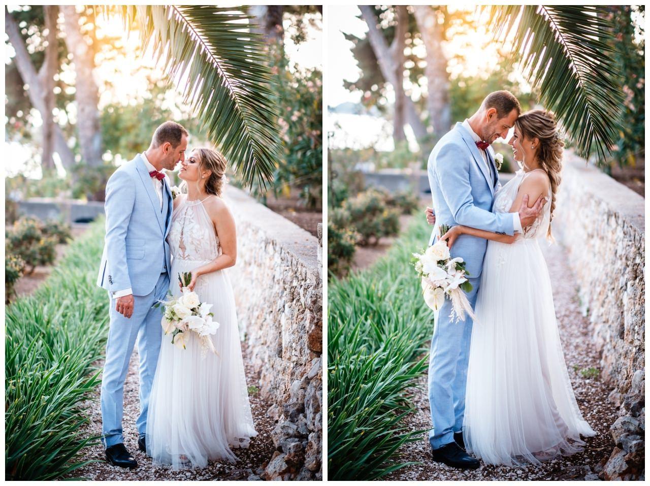 hochzeit kroatien ausland gardasee fotograf strand 75 - Hochzeit am Strand in Kroatien