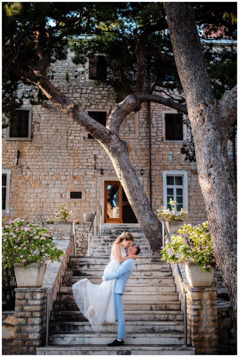 hochzeit kroatien ausland gardasee fotograf strand 77 - Hochzeit am Strand in Kroatien