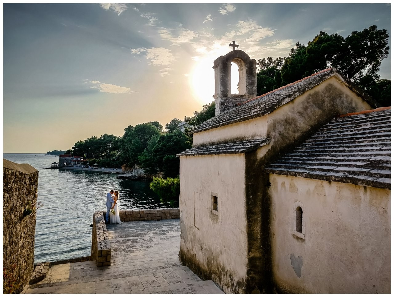 hochzeit kroatien ausland gardasee fotograf strand 78 - Hochzeit am Strand in Kroatien