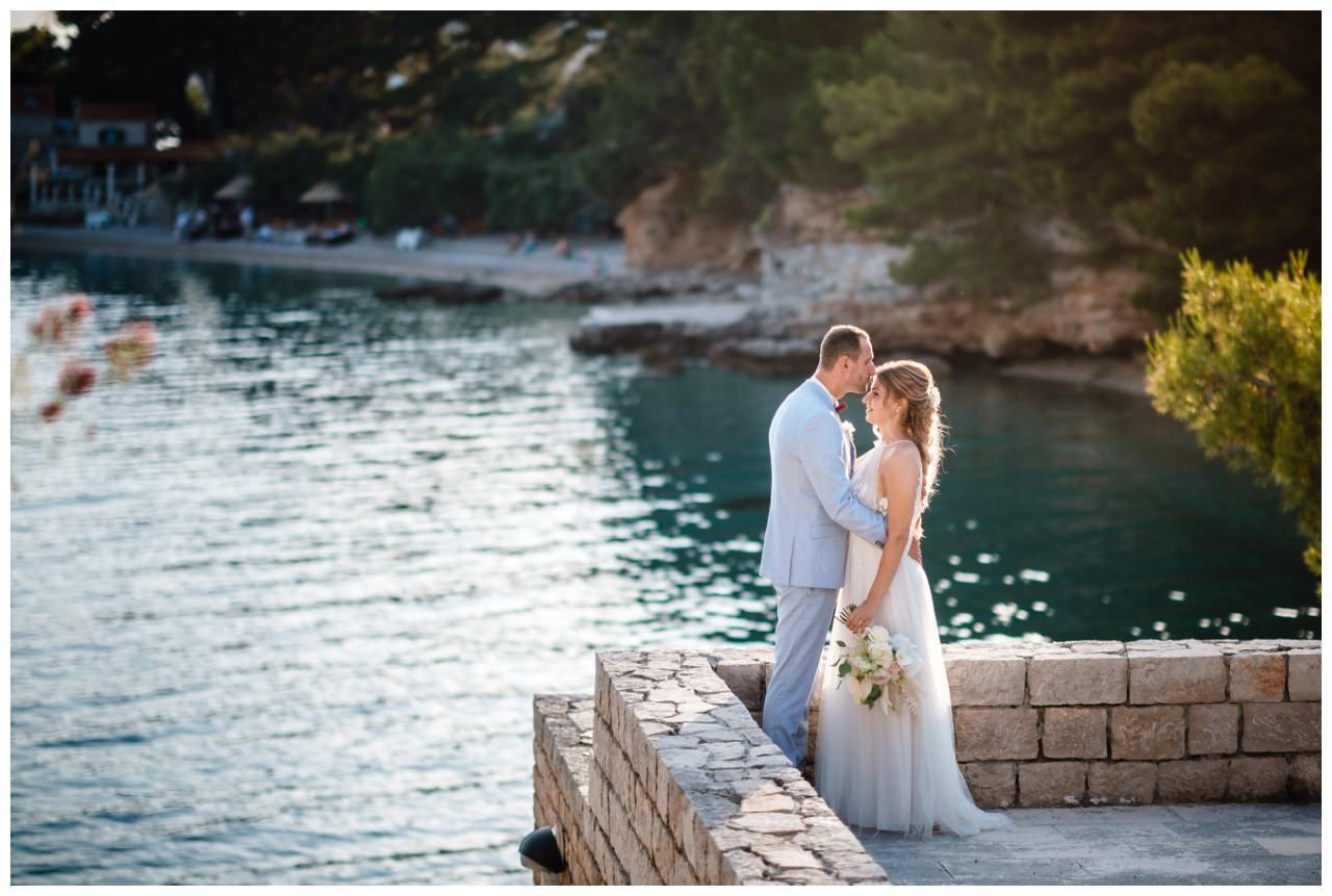 hochzeit kroatien ausland gardasee fotograf strand 79 - Hochzeit am Strand in Kroatien