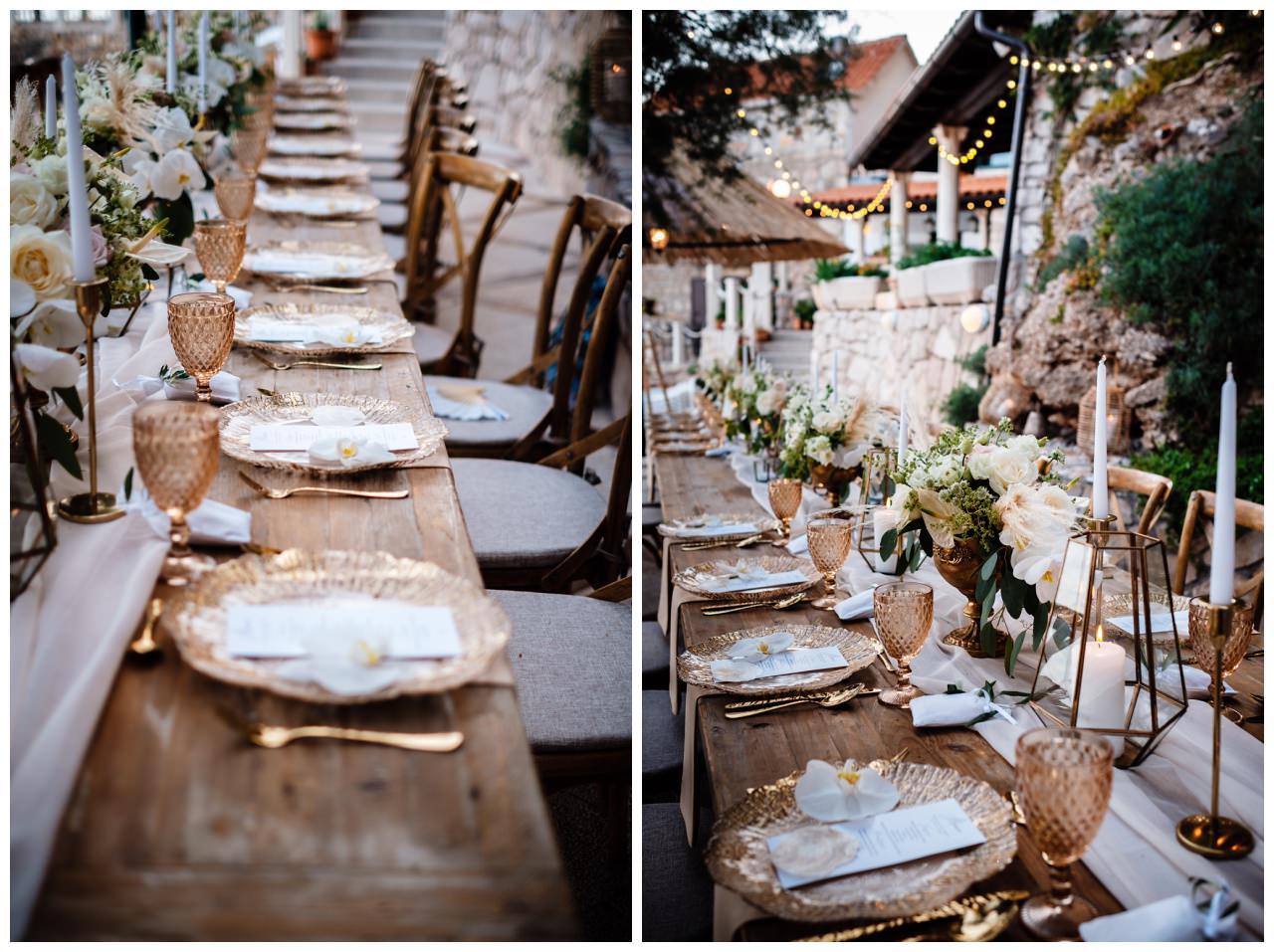 hochzeit kroatien ausland gardasee fotograf strand 83 - Hochzeit am Strand in Kroatien