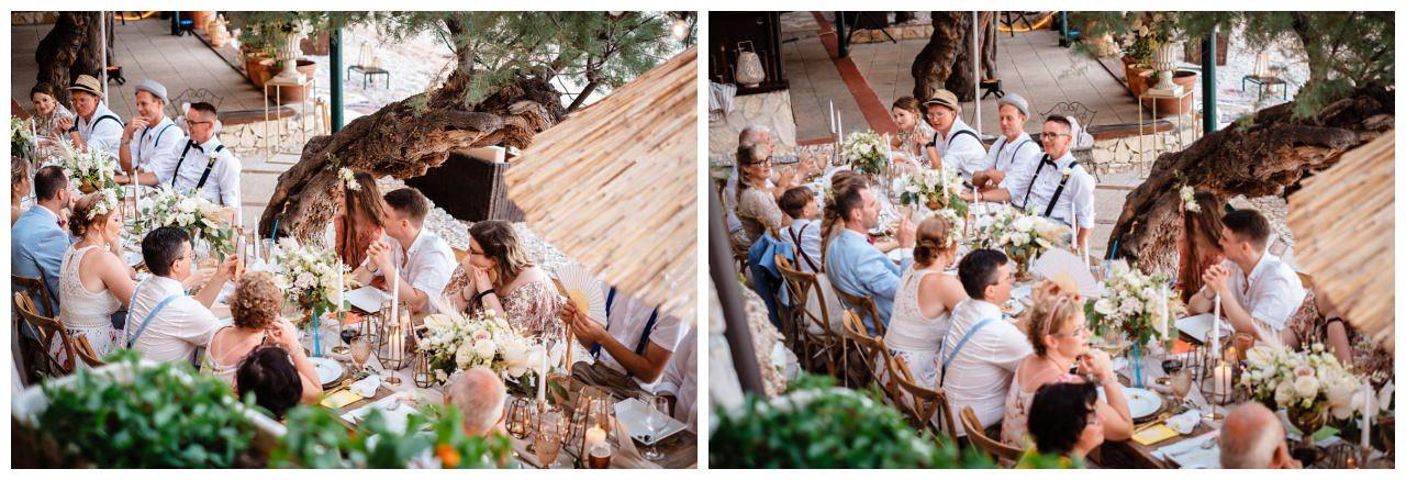 hochzeit kroatien ausland gardasee fotograf strand 89 - Hochzeit am Strand in Kroatien