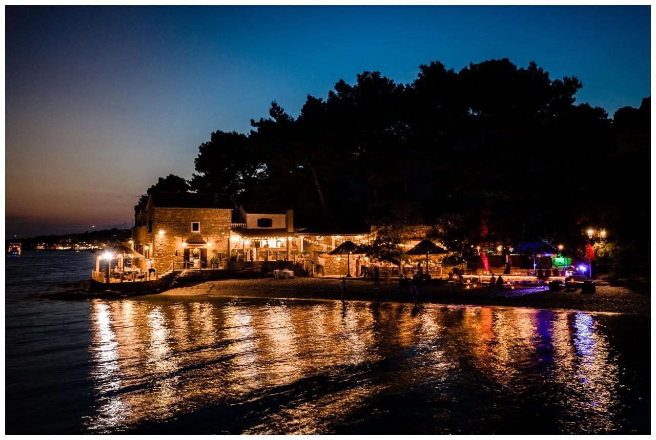 hochzeit kroatien ausland gardasee fotograf strand 92 - Hochzeit am Strand in Kroatien