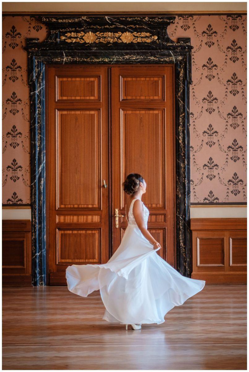 standesamtliche Trauung Stadthalle Wuppertal Hochzeit Fotograf 18 - Standesamtliche Trauung in der historische Stadthalle Wuppertal