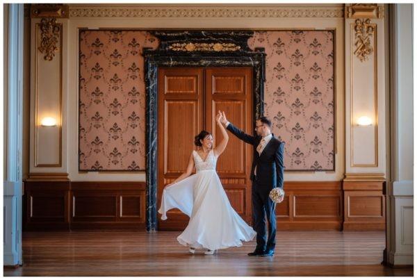standesamtliche Trauung Stadthalle Wuppertal Hochzeit Fotograf 20 600x403 - ❤ authentische und emotionale Hochzeitsfotografie ❤