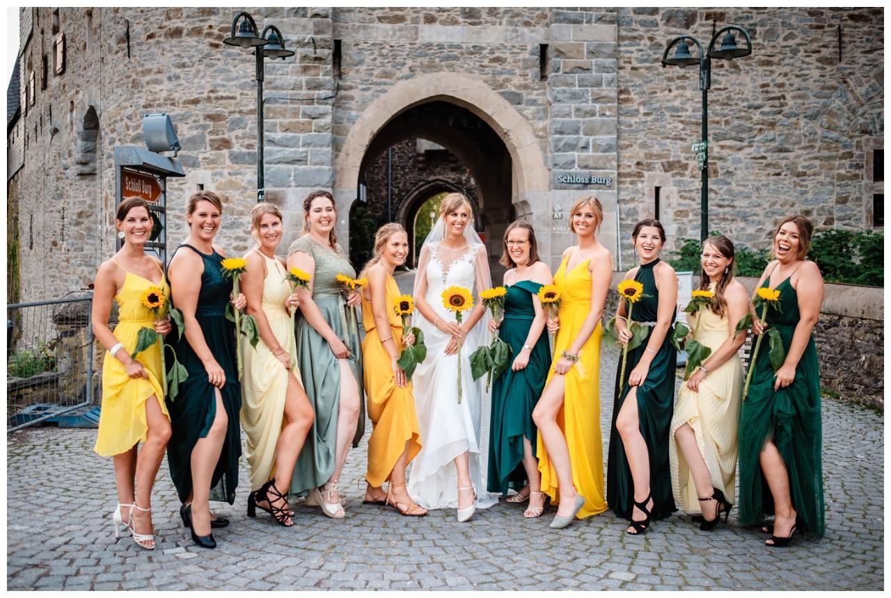 Hochzeit Schloss Burg solingen heiraten hochzietsfotograf 65 - Hochzeit auf Schloss Burg