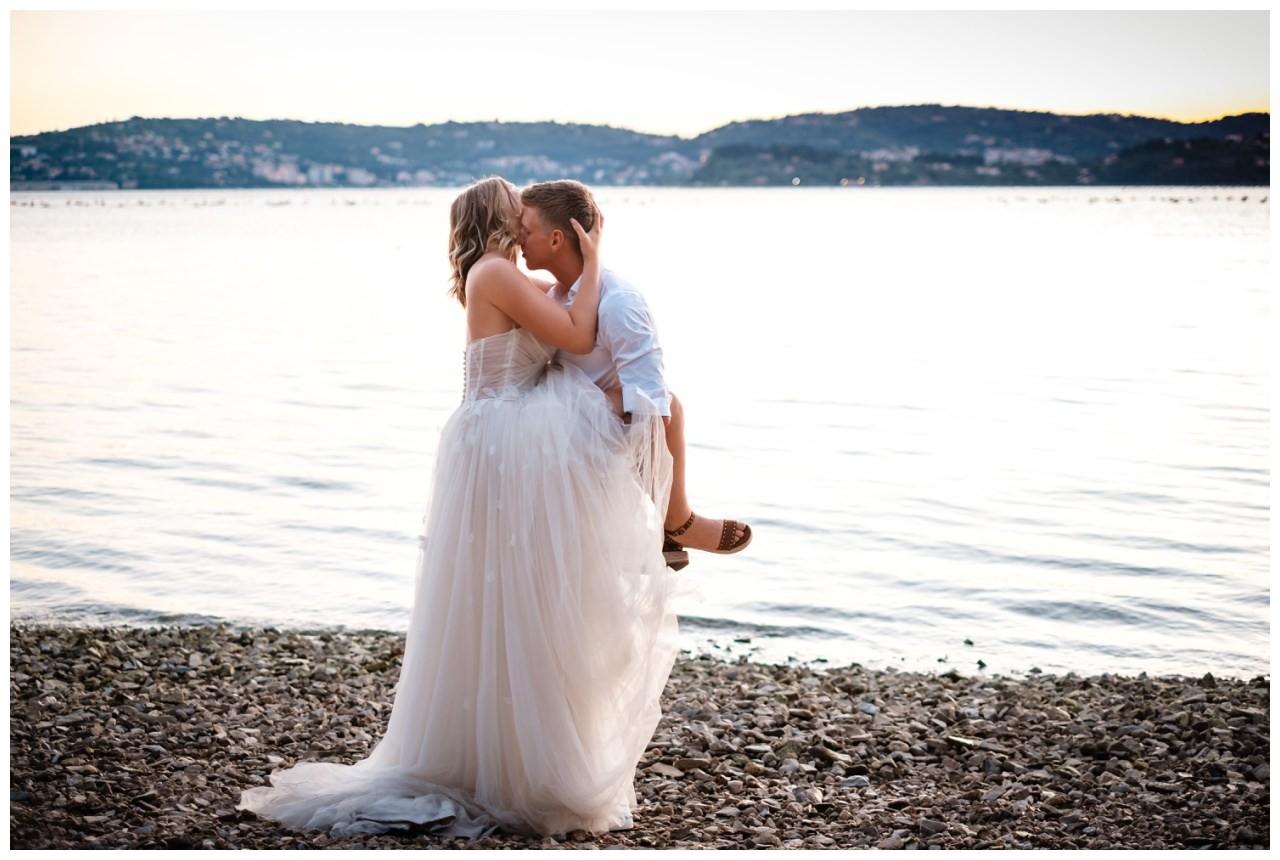 Hochzeitsfotos Strand after wedding Shooting hochzeit kroatien ausland fotograf 10 - After Wedding Shooting in Split