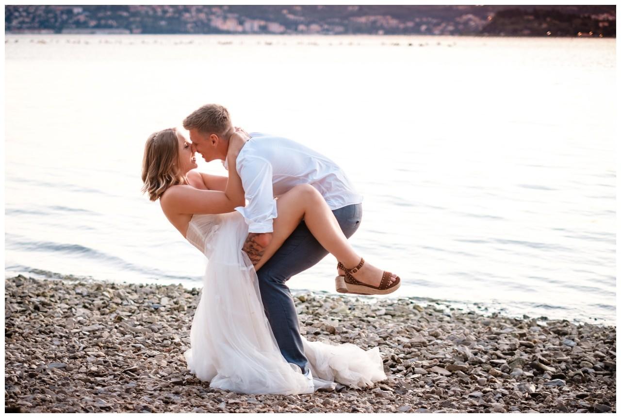 Hochzeitsfotos Strand after wedding Shooting hochzeit kroatien ausland fotograf 11 - After Wedding Shooting in Split