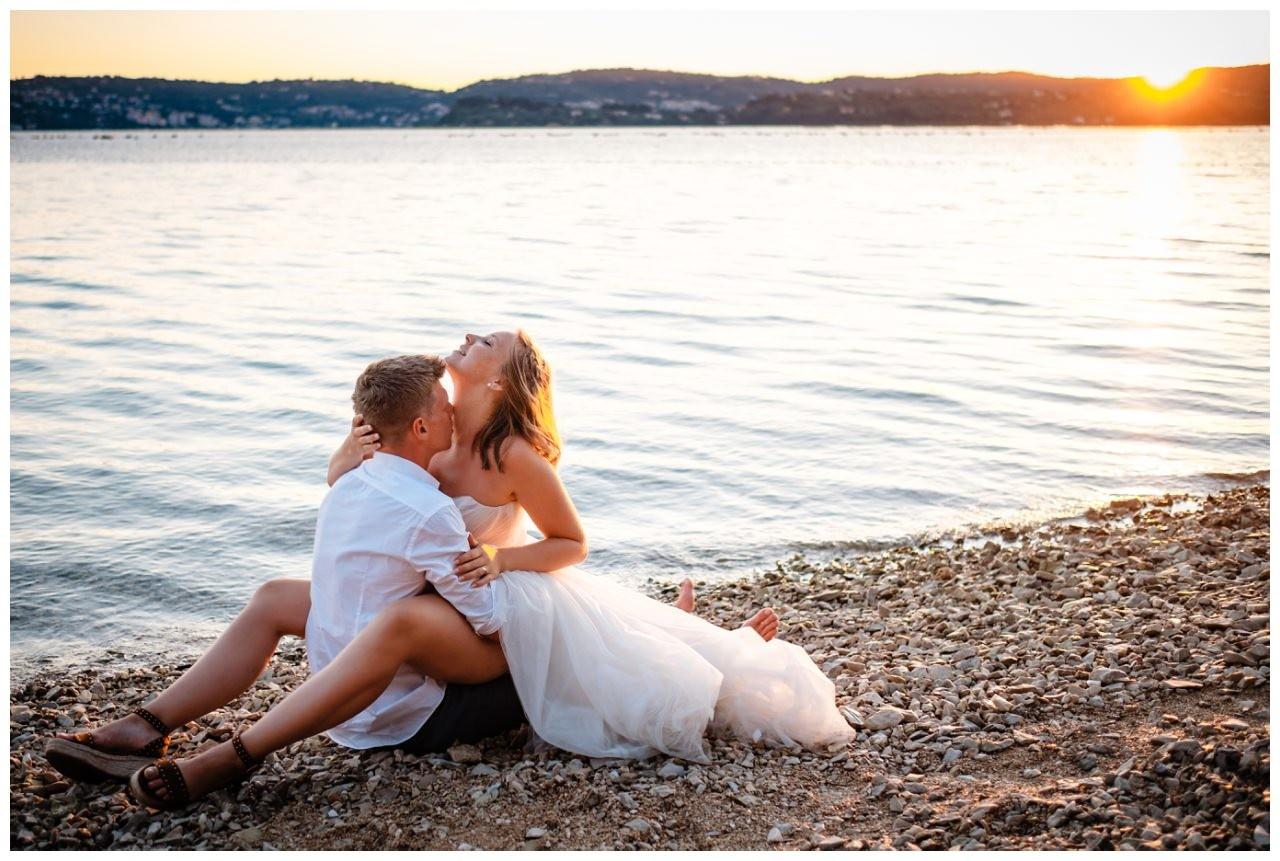 Hochzeitsfotos Strand after wedding Shooting hochzeit kroatien ausland fotograf 22 - After Wedding Shooting in Split