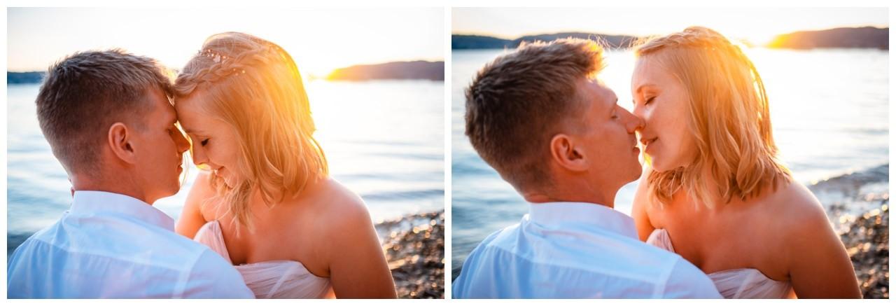 Hochzeitsfotos Strand after wedding Shooting hochzeit kroatien ausland fotograf 26 - After Wedding Shooting in Split