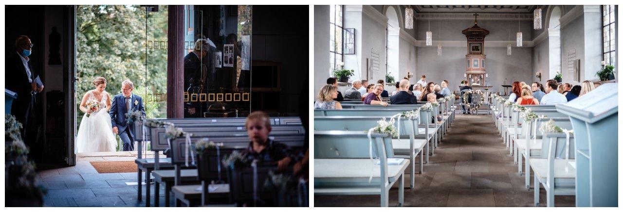 Hochzeit Delling Koeln Hochzeitsfotograf Kapelle 24 - Kirchliche Hochzeit in Kürten