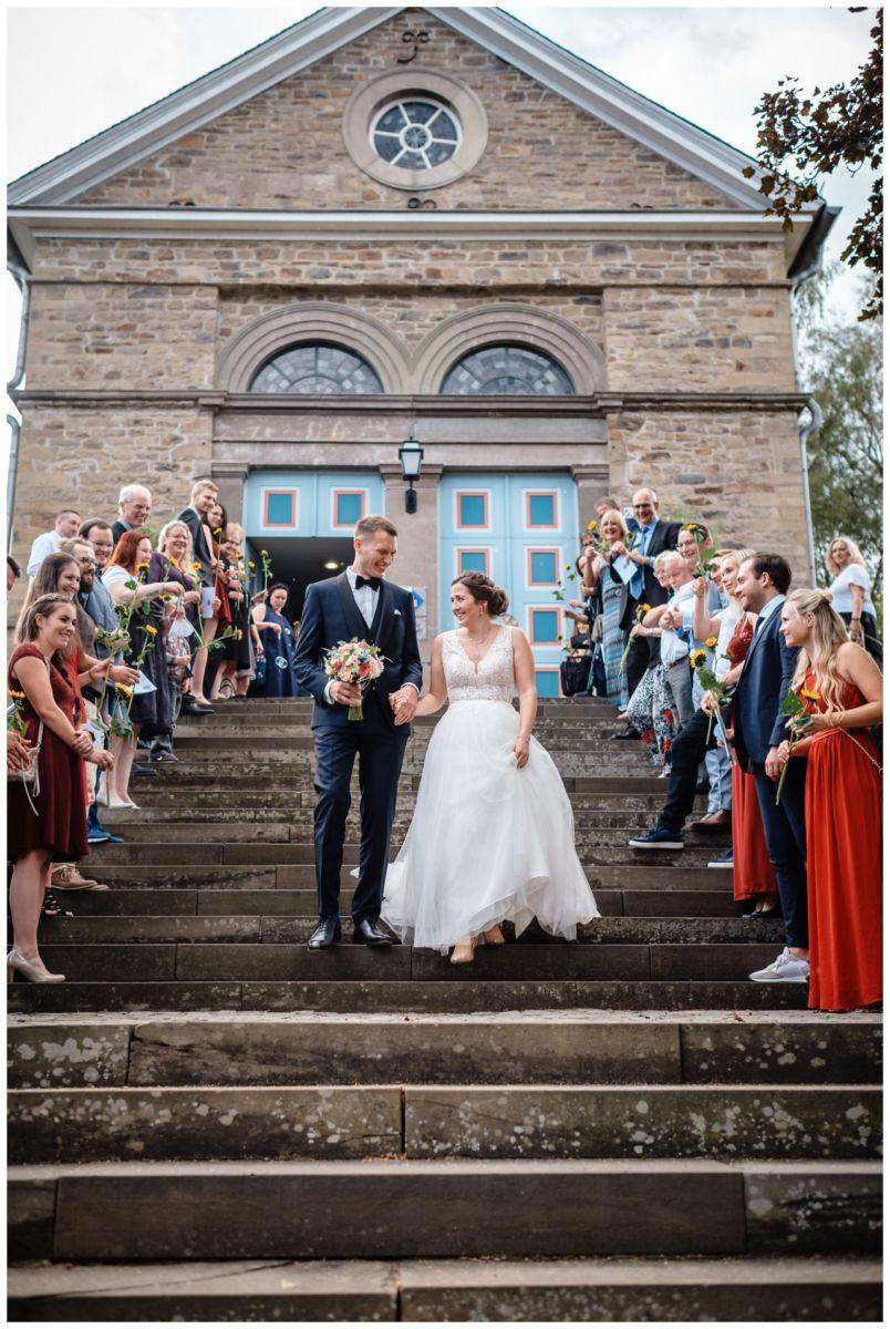 Hochzeit Delling Koeln Hochzeitsfotograf Kapelle 44 - Kirchliche Hochzeit in Kürten