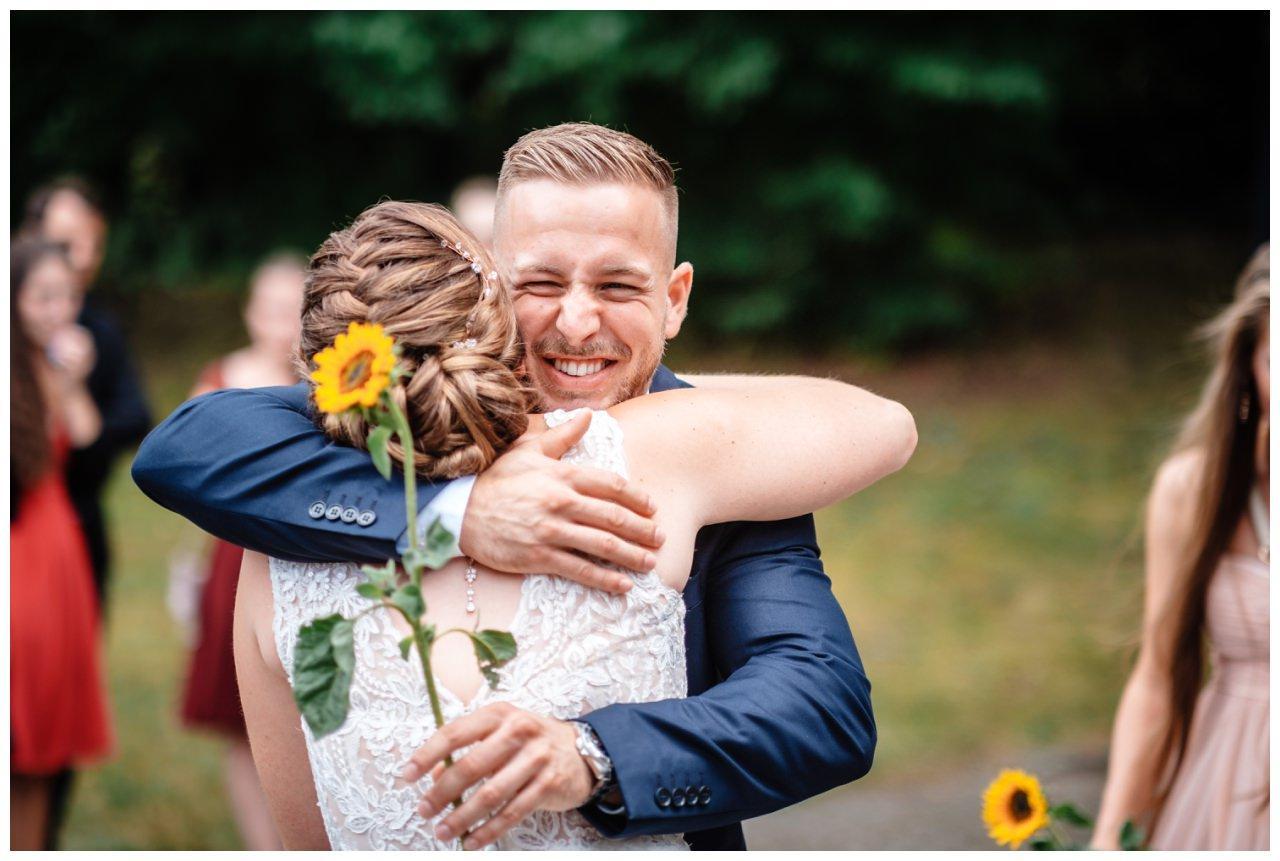 Hochzeit Delling Koeln Hochzeitsfotograf Kapelle 47 - Kirchliche Hochzeit in Kürten