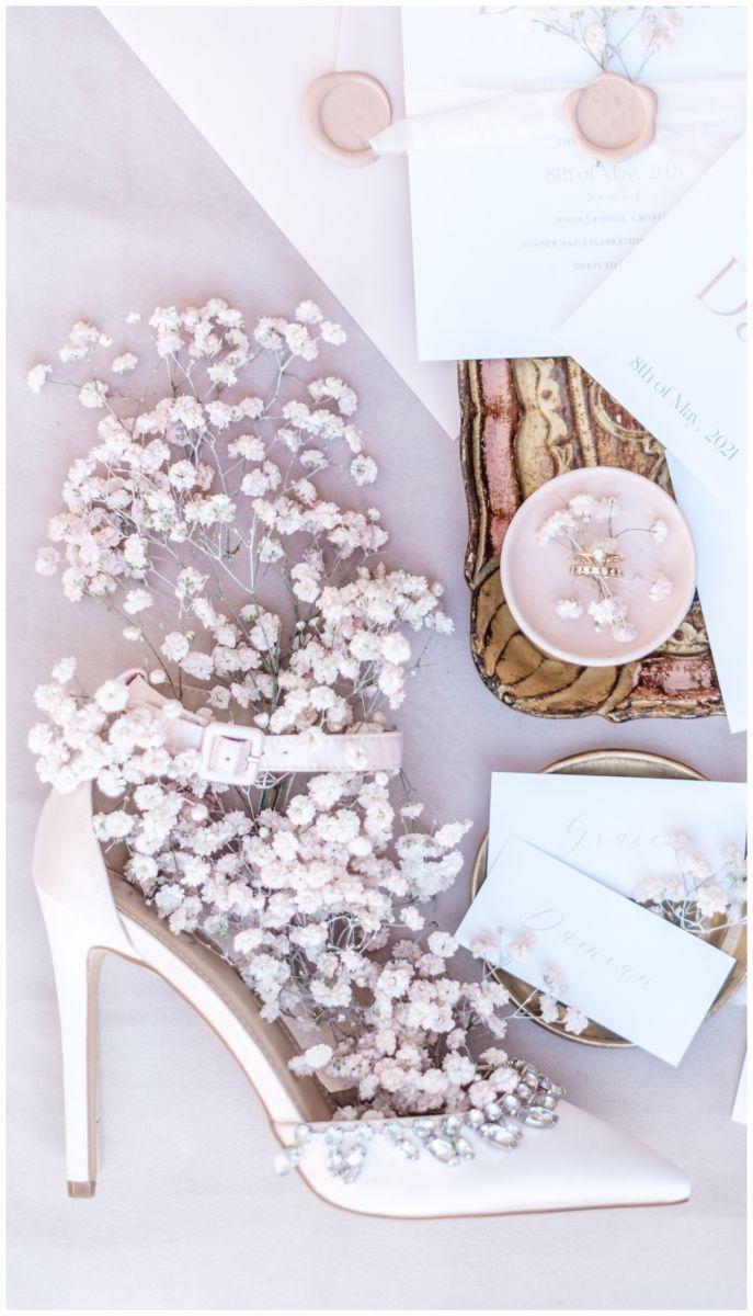 Hochzeitspapeterie Einladungskarte Einladung Hochzeit Flatlay Fotograf 23 - Eure Einladung als Flatlay inszeniert