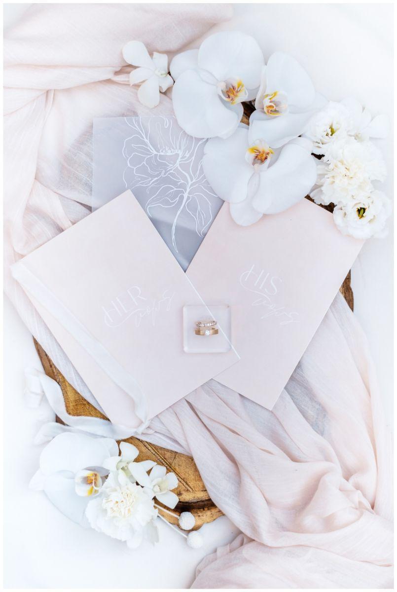 Hochzeitspapeterie Einladungskarte Einladung Hochzeit Flatlay Fotograf 6 - Eure Einladung als Flatlay inszeniert